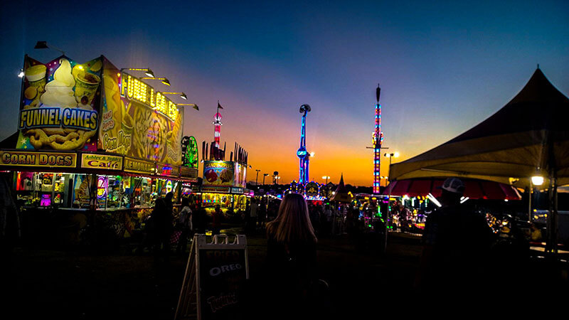 Oldest County Fair in Texas - Rodeo, Rides, & Ribbons