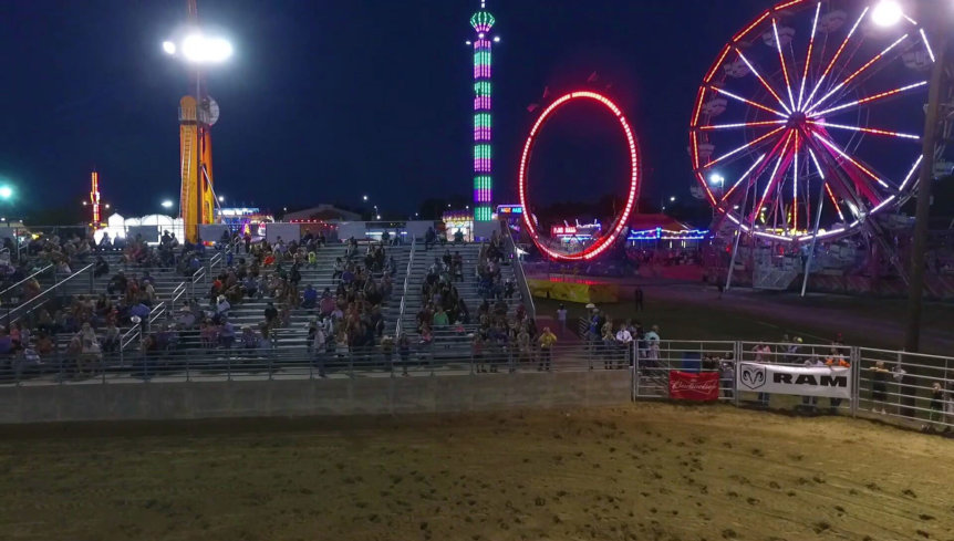 Washington County Fair Rodeo and Carnival